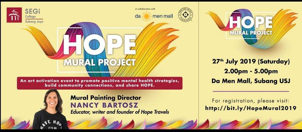 HOPE MURAL PROJECT